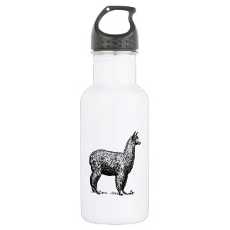Alpaca Stainless Steel Water Bottle