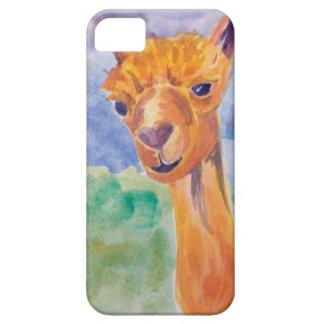 Alpaca su teléfono dondequiera iPhone 5 carcasas
