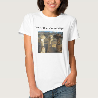 Alpaca T-shirt with a message!