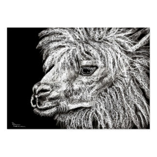 Alpaca Tarjeta De Visita