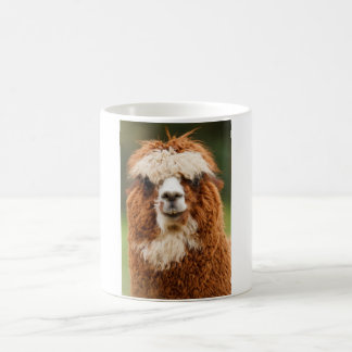 Alpaca Taza Mágica