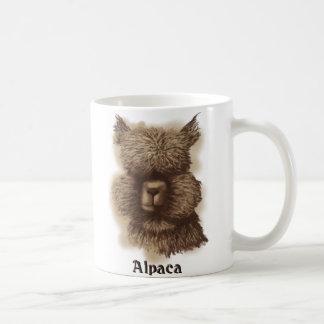 Alpaca Tazas