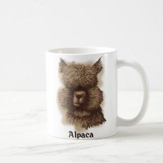 Alpaca Tazas De Café