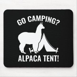 Alpaca Tent Mouse Pad