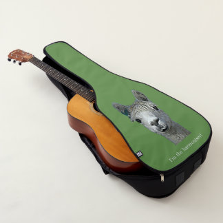 Alpaca the Harmoniser! Guitar Case