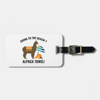 Alpaca My Bags And Leave