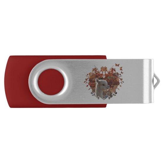 Alpaca USB drive