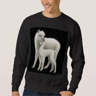 Alpaca y camiseta de Cria