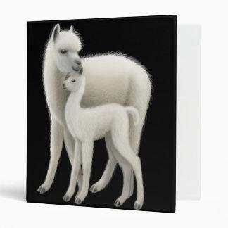Alpaca y su carpeta de Cria Avery