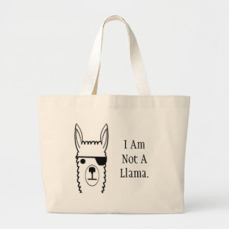 Alpaca's are special. tote bags