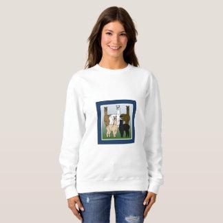 Alpacas Rock Sweatshirt