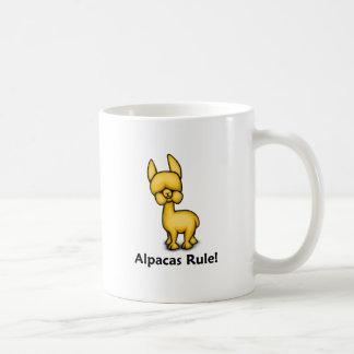 Alpacas Rule! Coffee Mug