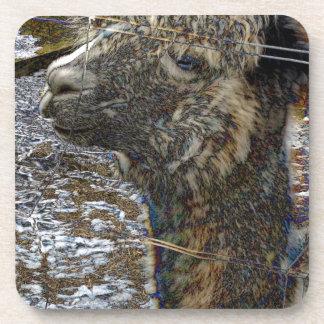 Alpaka Painting Coaster
