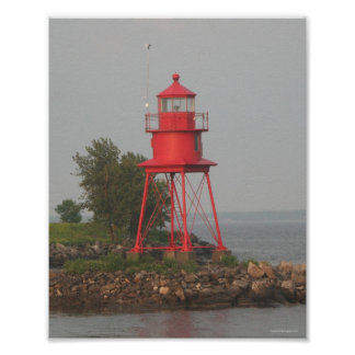 Alpena Lighthouse Poster