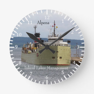 Alpena Soo clock