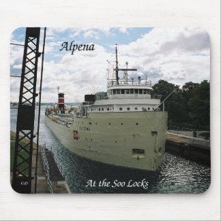 Alpena Soo mousepad