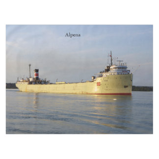 Alpena table cloth