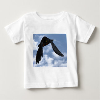 Alpendohle yellow billed chough baby T-Shirt