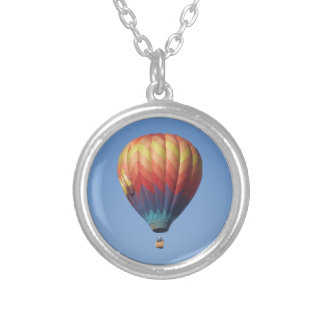 Alpenglow Hot Air Balloon Necklace