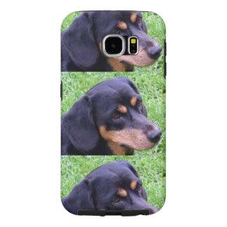 Alpenl_Dachsbracke.png Funda Samsung Galaxy S6