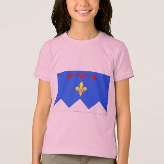 Alpes-de-Haute-Provence flag T-Shirt