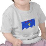 Alpes-de-Haute-Provence flag Tshirts