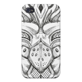 Alpha 001 iPhone 4/4S cases