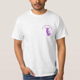 Alpha 1 Antitrypsin Deficiency Awareness T-Shirt