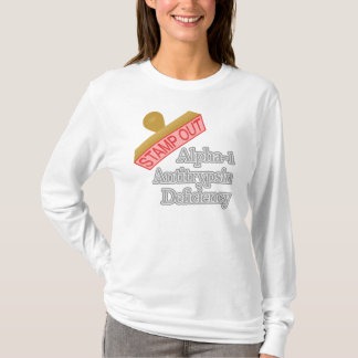 Alpha-1 Antitrypsin Deficiency T-Shirt