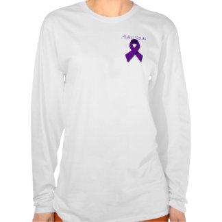 Alpha-1 Sisters butterflys T-shirt