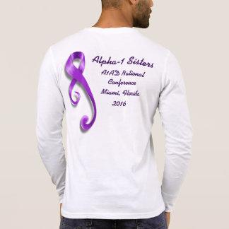 Alpha-1 Sisters T Shirt