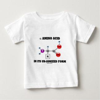 alpha Amino Acid In Its Un-Ionized Form (Molecule) Tee Shirt