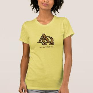 Alpha and Omega Shirts
