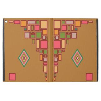 Alpha Autumn Brown iPad Pro Case