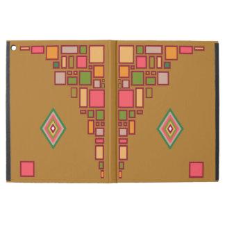 Alpha Autumn Lite Brown iPad Pro Cover