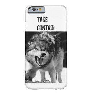 ALPHA Control iPhone 6 Cover Barely There iPhone 6 Case
