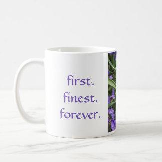 Alpha Delta Pi Violets Mug