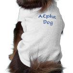 Alpha Dog Doggie Tshirt