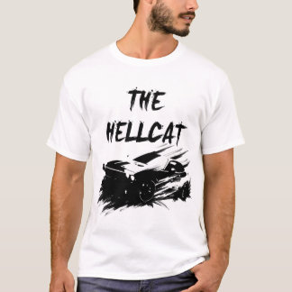 ALPHA É Hellcat Shirt