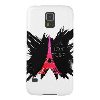 ALPHA É Paris phone case