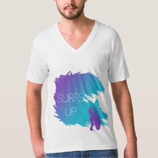 ALPHA É SURFS UP shirt