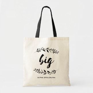 Alpha Epsilon Phi   Big Wreath Tote Bag