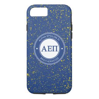 Alpha Epsilon Pi   Badge iPhone 8/7 Case