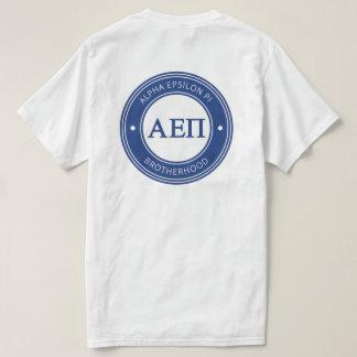 Alpha Epsilon Pi   Badge T-Shirt