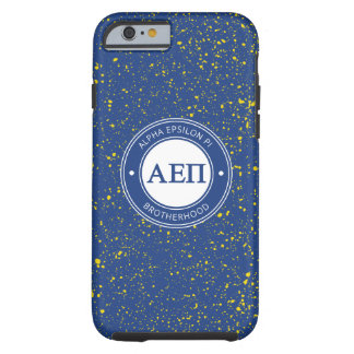 Alpha Epsilon Pi   Badge Tough iPhone 6 Case