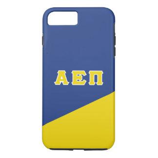 Alpha Epsilon Pi   Greek Letters iPhone 8 Plus/7 Plus Case