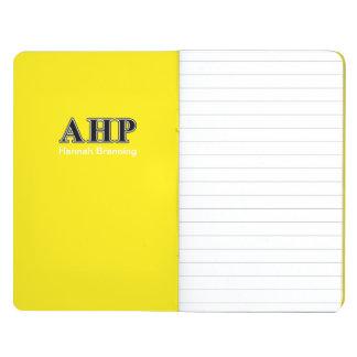 Alpha Eta Rho Black Letters Journal