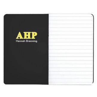 Alpha Eta Rho Yellow Letters Journal