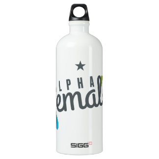 Alpha Female3 Water Bottle