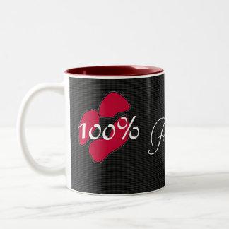 Alpha-Free Two-Tone Coffee Mug